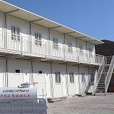 河南集装箱活动房厂家直销 10年箱房厂家
