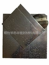 雙面410金屬不銹鋼中間夾白色無石棉抄取沖刺復合板;