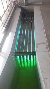 山东北漂明渠式紫外线消毒器;