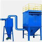 布袋除塵器設備脈沖工業環保鍋爐濾筒旋風沙克龍倉頂除塵器;
