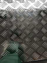 1060/5052材质五条筋花纹铝板哪里有卖的?铝板厂家规格齐全
