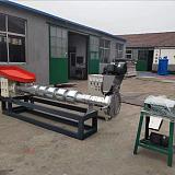 京弘塑料顆粒再生環保造粒機械設備;