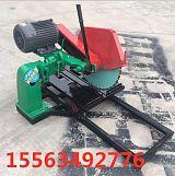 DGQ800型滑道式石材切割機用于切割路沿石;