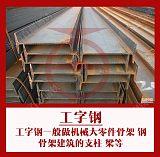 湖南工字钢批发 湖南槽钢 工字钢 角钢 H型钢厂家直销