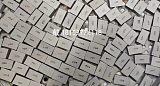 株洲廠家直銷鎢鋼焊接刀片、耐磨硬質合金車刀刀粒;