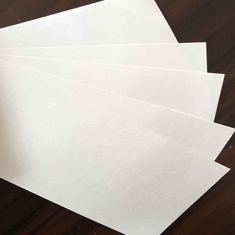 开窗面包袋用食品级单光白牛皮纸