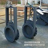 河北插板阀 手动方形圆形插板阀 除尘器专用手动闸板阀现货直销;
