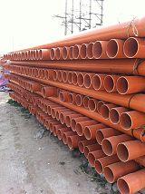 山東cpvc電力管地埋穿線高壓保護管型號全可定制;
