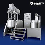 真空均质乳化机化妆品生产加工设备日化设备厂家专业定制乳化设备