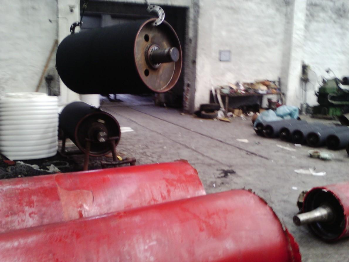新乡焦作濮阳漯河三门峡专业生产滚筒包胶的厂家