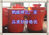 鹤壁正规厂家生产的良心牌STFB型双筒水封式防爆器;