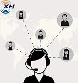 南昌訊狐呼叫中心系統、全功能電銷客戶系統;
