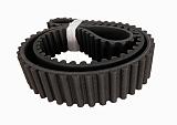 厂家直销橡胶聚氨酯同步带工业皮带可定制;