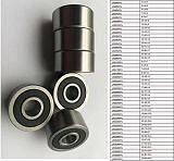 圆弧形LR605/NPPU轴承5×16×5