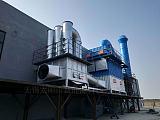 VOCs高壓超能離子人造革、包裝印刷等有機廢氣治理設備;