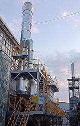 江苏无锡VOCs高密度生化治理除臭装置烧毛机、污水恶臭气体治理;