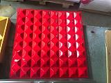 跨境出口背景墙世禾3D板厂家直销量大免费开模打样防水三维板