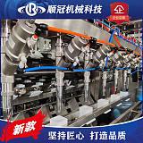 张家港顺冠QGF-900桶装水灌装机生产线 矿泉水灌装线设备;