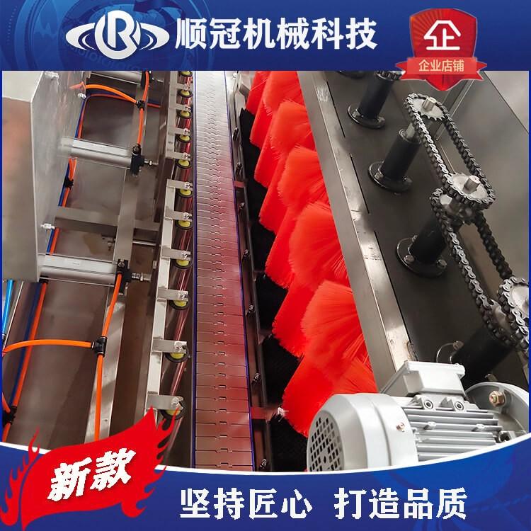 张家港顺冠WS-900全自动大桶水直线外刷机