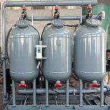 浅谈水处理工艺中的多介质过滤器