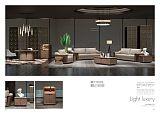 佛山巨歐家具輕奢款沙發;