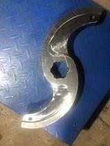 現貨供應 300/350/400/500型刮刀 S型排渣刀;