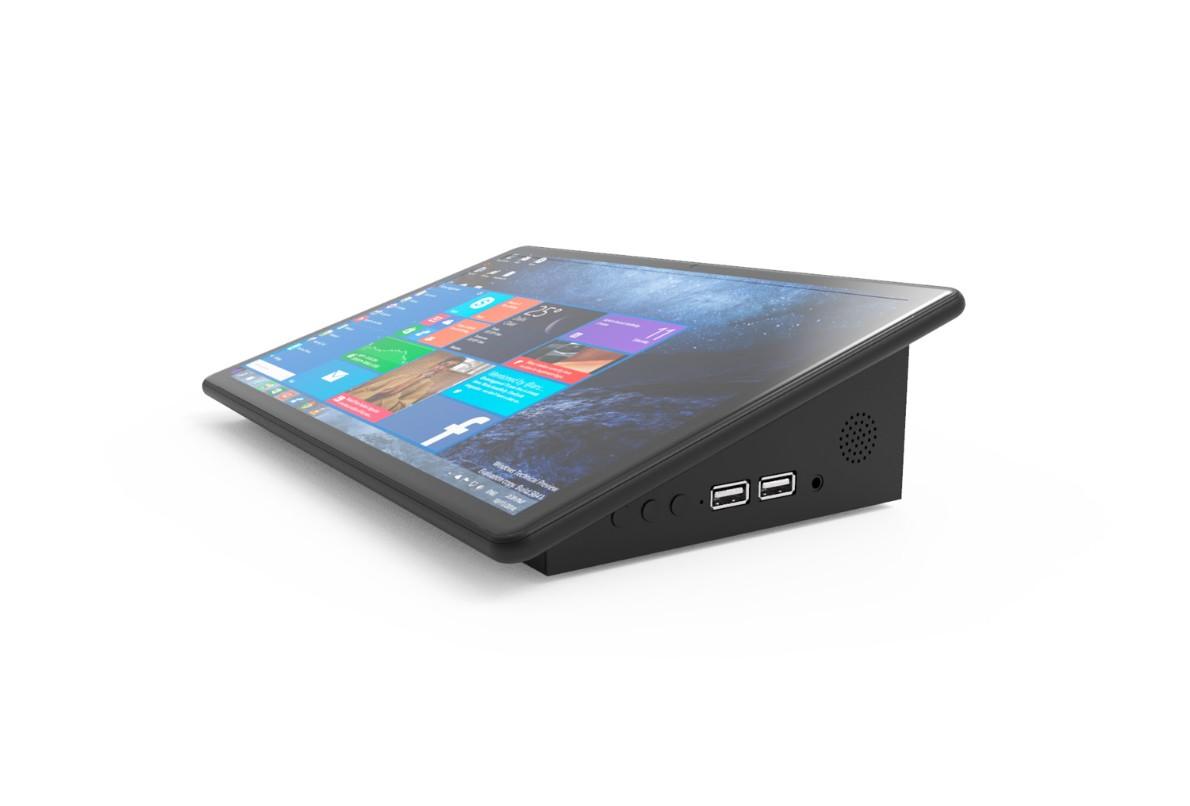 芯舞11.6寸windows工业平板电脑 带多串口触控一体机