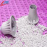 供应1.8W导热塑料白色尼龙优于一般铝压铸件的产能;