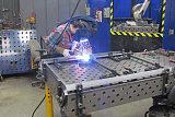 金屬焊接;