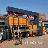RCO催化燃燒設備活性炭吸附脫附裝置 催化燃燒一體機;