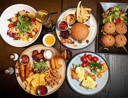漢堡排行榜,在漢堡店品牌排行榜單中這品牌完勝!