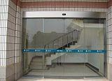 自动平移玻璃门