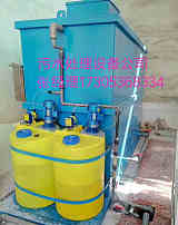 潍坊誉德环保地埋一体化污水处理设备定制加工;