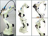 重慶眾力工業機器人焊接 沖壓 上下料 切割 碼垛 裝配集成應用解決方案;