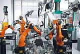 工業機器人;