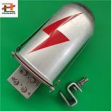 塔用铝合金接头盒48芯2进2出专业厂家直销;