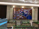 区位模型 - 精工模型_建筑模型 福建建筑模型设计有限公司 城市规划模型