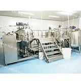 无锡江科沙拉酱真空乳化机,沙拉酱乳化机厂家
