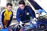 汽車運用與維修專業;