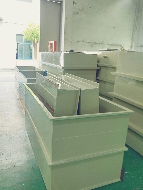 江浙沪化工容器 PP板焊接箱子 不漏水水箱订做