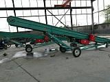 伸縮皮帶輸送機 裝車皮帶輸送機 砂石料皮帶輸送機;