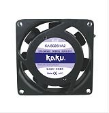 卡固EC轴流风扇 KA8025 电压:220V /转速:4500;