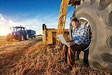 農業機械化;