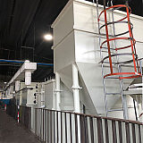 汽配廠乳化油切削液含油污水處理設備;