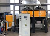 河北催化燃燒凈化裝置廢氣處理系統1萬風量在線一體機;