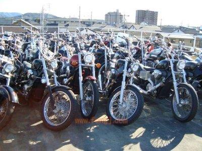 成都报废摩托解体厂--成都摩托车报废解体厂