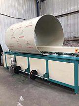 山东全自动PP板塑料碰焊机 塑料板材接板机生产厂家;