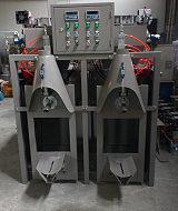 干粉砂浆包装机;