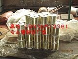 厂家工艺品用0.7黄铜铁丝/江苏软铁丝镀铜价格;