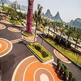 泸州彩色透水混凝土 彩色路面等厂家直供 大量现货 欢迎选购;